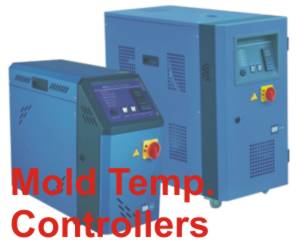 Mold Temp. Controllers