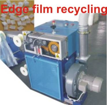 Edge film recycling